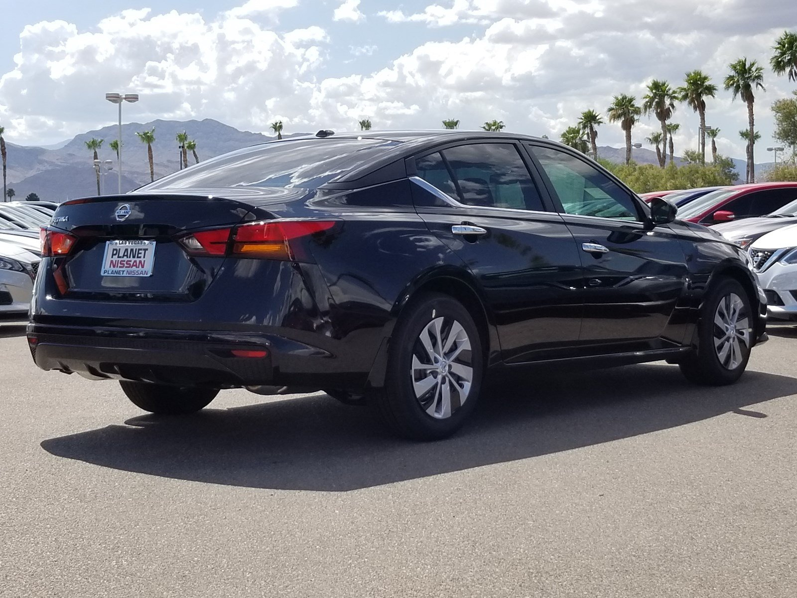 New 2020 Nissan Altima 2.5 S