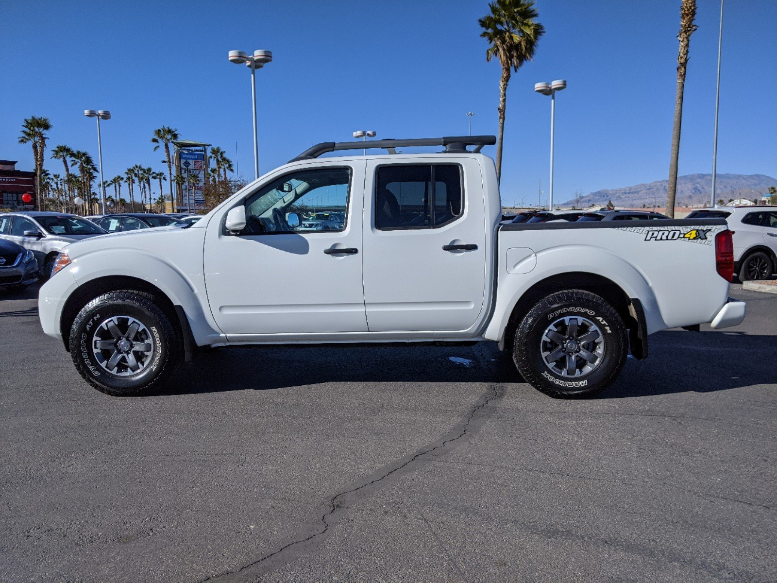 Pre-Owned 2019 Nissan Frontier PRO-4X LUXURY PKG