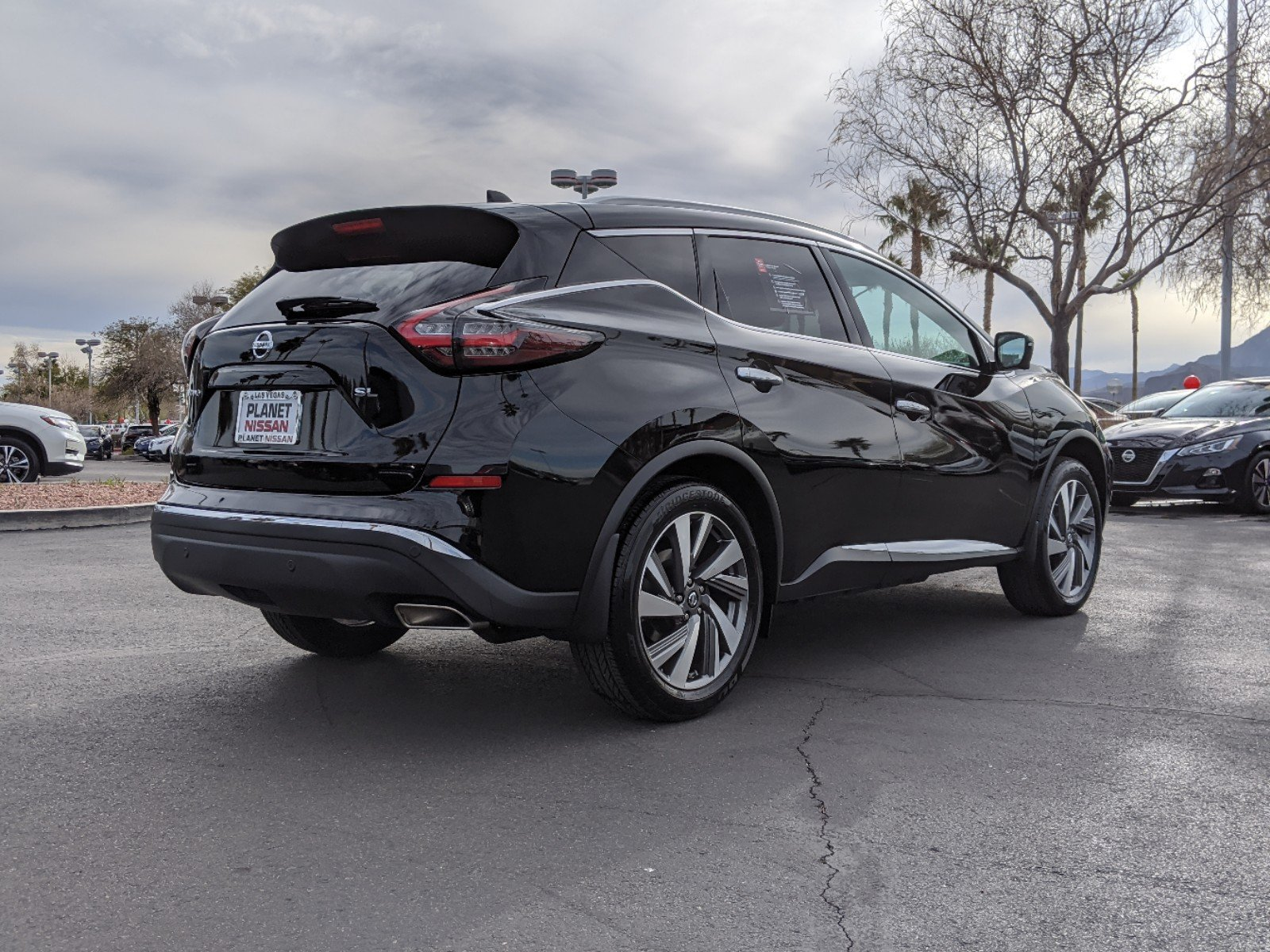Certified Pre-Owned 2019 Nissan Murano SL TECK PKG